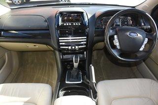 2009 Ford Falcon G6E Turbo Sedan.