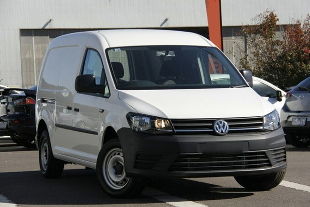 New Volkswagen Caddy TDI250 Crewvan Maxi DSG, Indooroopilly, 2019 Volkswagen Caddy TDI250 Crewvan Maxi DSG Van