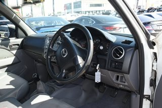 2010 Mazda BT-50 Boss B2500 DX Cab Chassis.