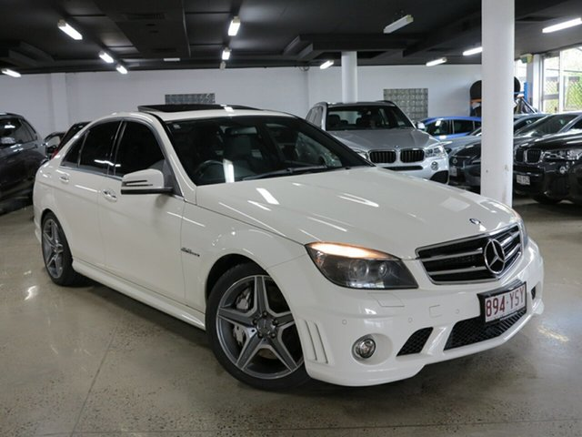 Used Mercedes-Benz C63 AMG, Albion, 2009 Mercedes-Benz C63 AMG Sedan