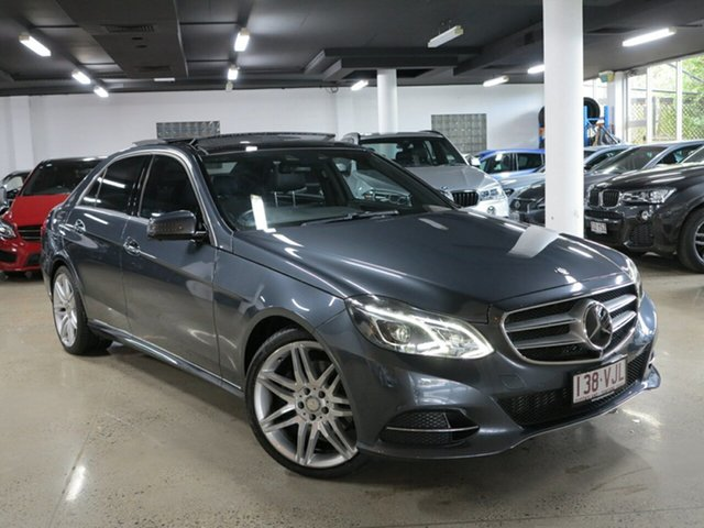 Used Mercedes-Benz E250 7G-Tronic +, Albion, 2015 Mercedes-Benz E250 7G-Tronic + Sedan
