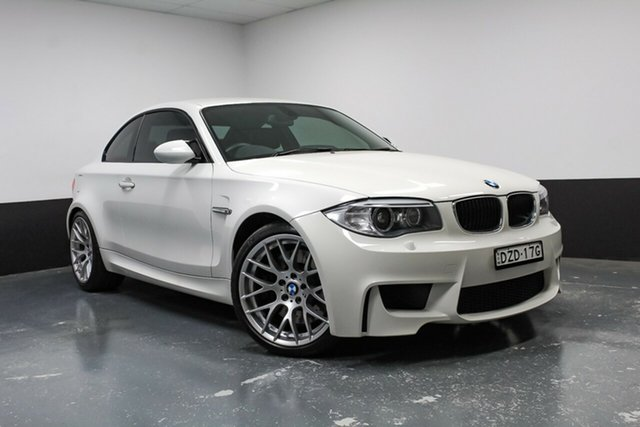 Used BMW 1M, Cardiff, 2012 BMW 1M Coupe