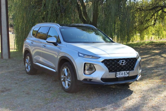 Discounted Demonstrator, Demo, Near New Hyundai Santa Fe Highlander, Cheltenham, 2019 Hyundai Santa Fe Highlander Wagon