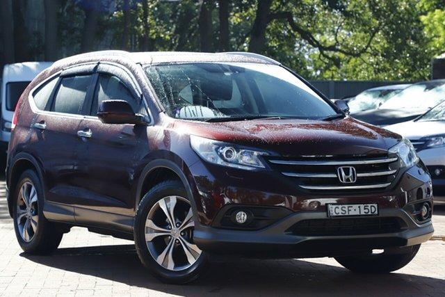 Used Honda CR-V VTi-L 4WD, Warwick Farm, 2013 Honda CR-V VTi-L 4WD Wagon