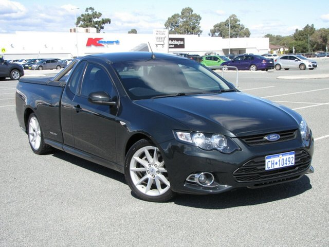 Used Ford Falcon XR6 Ute Super Cab Turbo, Maddington, 2014 Ford Falcon XR6 Ute Super Cab Turbo Utility