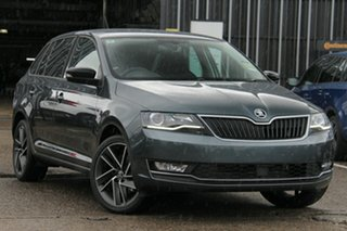 2018 Skoda Rapid Spaceback DSG Hatchback.