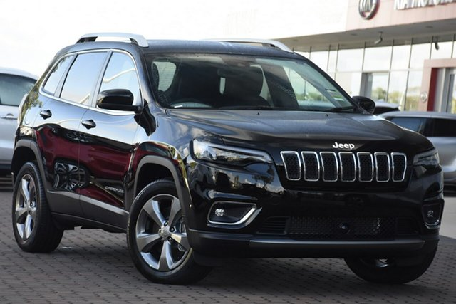 Discounted Demonstrator, Demo, Near New Jeep Cherokee Limited, Narellan, 2019 Jeep Cherokee Limited SUV