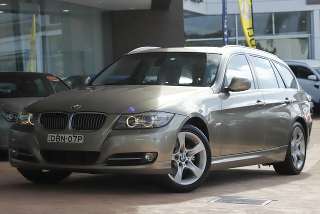 Used BMW 320d Touring Lifestyle, Brookvale, 2010 BMW 320d Touring Lifestyle Wagon
