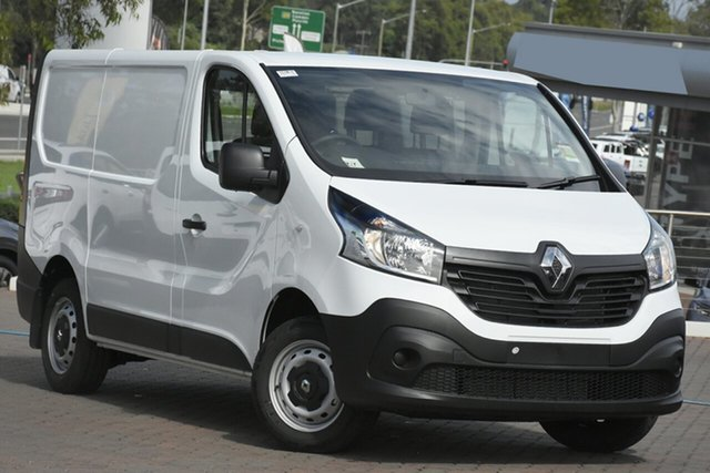 Discounted Demonstrator, Demo, Near New Renault Trafic Trader Life Low Roof SWB, Warwick Farm, 2018 Renault Trafic Trader Life Low Roof SWB Van