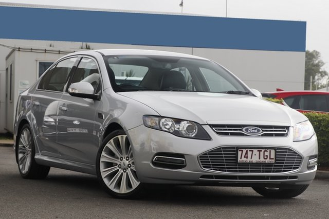 Used Ford Falcon G6E Turbo, Bowen Hills, 2012 Ford Falcon G6E Turbo Sedan