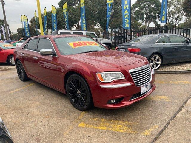 Used Chrysler 300 C E-Shift, Cranbourne, 2012 Chrysler 300 C E-Shift Sedan