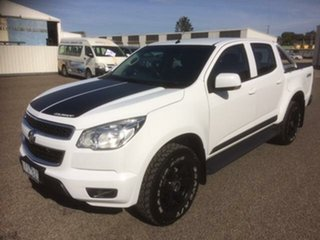 2015 Holden Colorado LS-X (4x4) Crew Cab Pickup.
