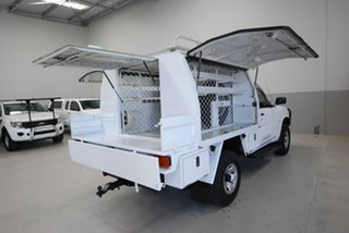 2007 Nissan Patrol DX Cab Chassis.