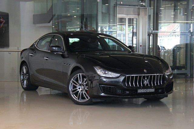 Used Maserati Ghibli, Waterloo, 2018 Maserati Ghibli Sedan