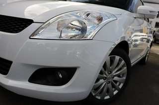 2011 Suzuki Swift GLX Hatchback.