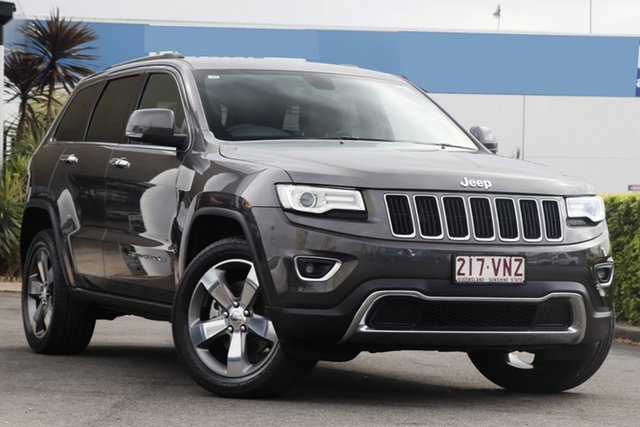 Used Jeep Grand Cherokee Limited, Beaudesert, 2014 Jeep Grand Cherokee Limited Wagon