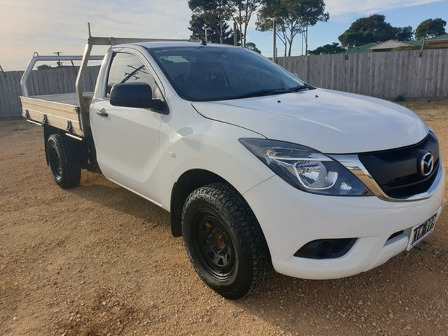 Used Mazda BT-50 XT 4x2, Warrnambool East, 2016 Mazda BT-50 XT 4x2 Cab Chassis