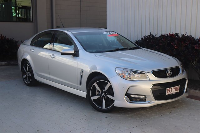 Used Holden Commodore SV6, Cairns, 2017 Holden Commodore SV6 Sedan