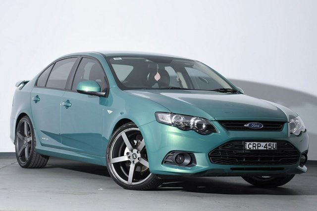 Used Ford Falcon XR6, Narellan, 2012 Ford Falcon XR6 Sedan