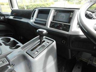2011 Hino FG Series Tray Truck.