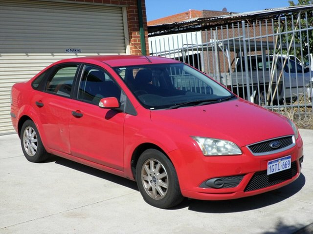 Used Ford Focus CL, Mount Lawley, 2008 Ford Focus CL Sedan