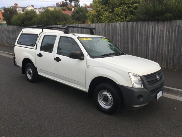 Used Holden Rodeo DX, North Hobart, 2007 Holden Rodeo DX Crew Cab Pickup