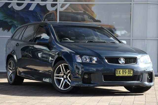 Used Holden Commodore SV6 Sportwagon, Warwick Farm, 2012 Holden Commodore SV6 Sportwagon Wagon