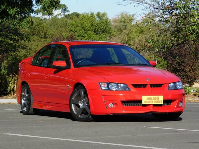 Used Holden Special Vehicles ClubSport, Enfield, 2004 Holden Special Vehicles ClubSport Sedan