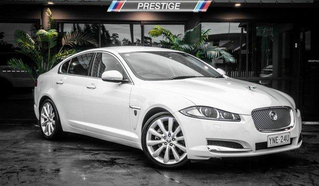 Used Jaguar XF 2.2D Premium Luxury, Bowen Hills, 2012 Jaguar XF 2.2D Premium Luxury Sedan