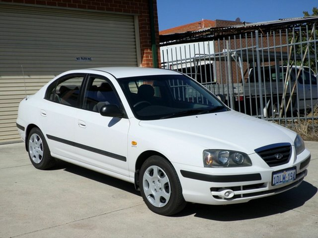 Used Hyundai Elantra, Mount Lawley, 2004 Hyundai Elantra Sedan