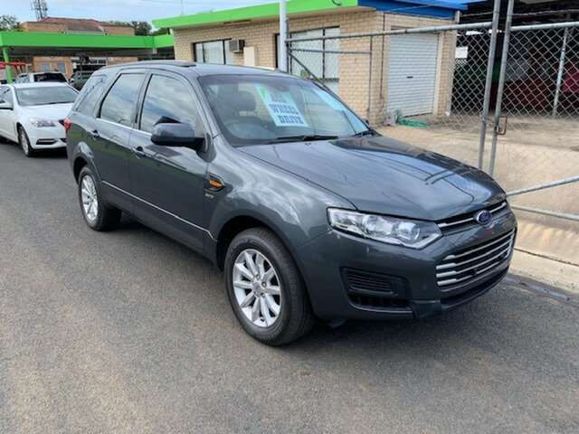 Used Ford Territory Series 2, Casino, 2014 Ford Territory Series 2 Wagon