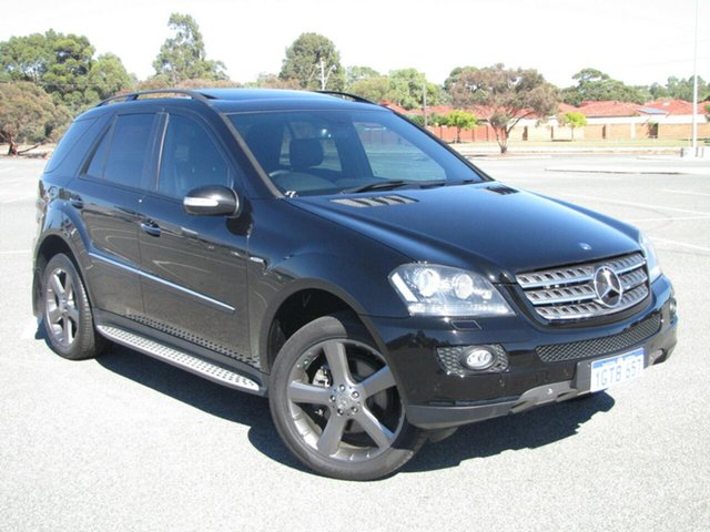 Used Mercedes-Benz ML320 CDI Edition 10, Maddington, 2008 Mercedes-Benz ML320 CDI Edition 10 Wagon