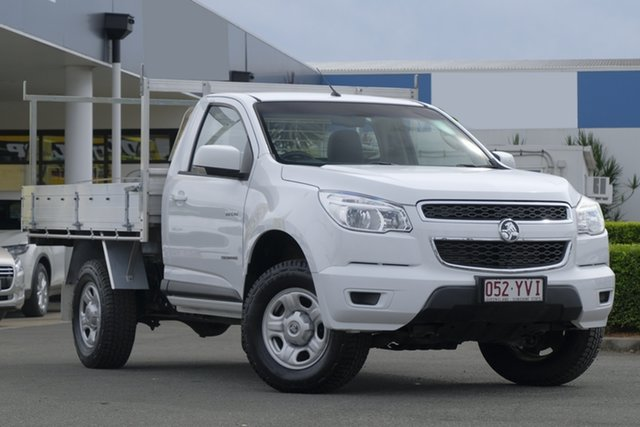 Used Holden Colorado LX 4x2, Toowong, 2013 Holden Colorado LX 4x2 Cab Chassis