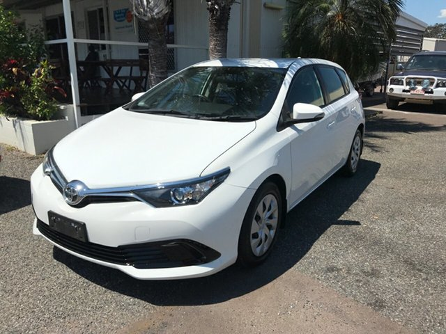 Used Toyota Corolla Ascent S-CVT, Winnellie, 2016 Toyota Corolla Ascent S-CVT Hatchback