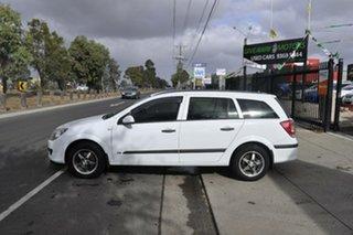 2007 Holden Astra CD Wagon.