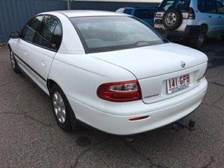 2002 Holden Commodore Executive Sedan.