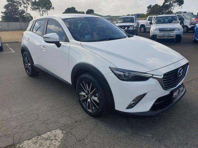 Used Mazda CX-3 sTouring SKYACTIV-Drive i-ACTIV AWD, Warrnambool East, 2015 Mazda CX-3 sTouring SKYACTIV-Drive i-ACTIV AWD Wagon