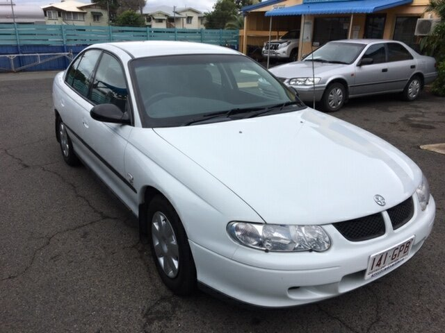 Used Holden Commodore Executive, North Rockhampton, 2002 Holden Commodore Executive Sedan