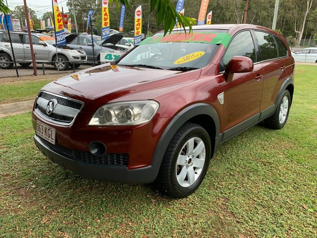 Used Holden Captiva CX (4x4), Clontarf, 2007 Holden Captiva CX (4x4) Wagon