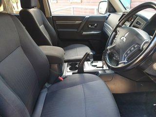 2016 Mitsubishi Pajero GLX Wagon.