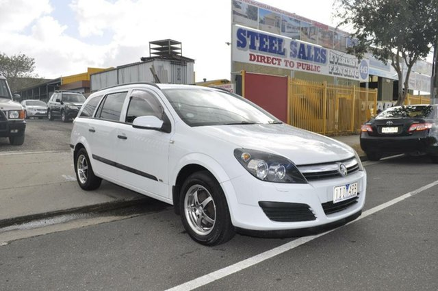 Used Holden Astra CD, Hoppers Crossing, 2007 Holden Astra CD Wagon