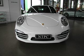 2014 Porsche 911 Carrera PDK Coupe.