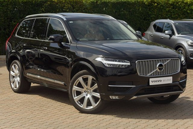 Used Volvo XC90 D5 Geartronic AWD Inscription, Warwick Farm, 2016 Volvo XC90 D5 Geartronic AWD Inscription Wagon