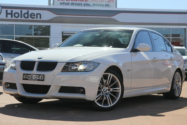 Used BMW 323i, Brookvale, 2008 BMW 323i Sedan