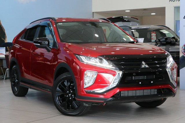 Demonstrator, Demo, Near New Mitsubishi Eclipse Cross Black Edition 2WD, Bowen Hills, 2018 Mitsubishi Eclipse Cross Black Edition 2WD Wagon