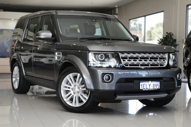 Used Land Rover Discovery SDV6 HSE, Cannington, 2014 Land Rover Discovery SDV6 HSE Wagon