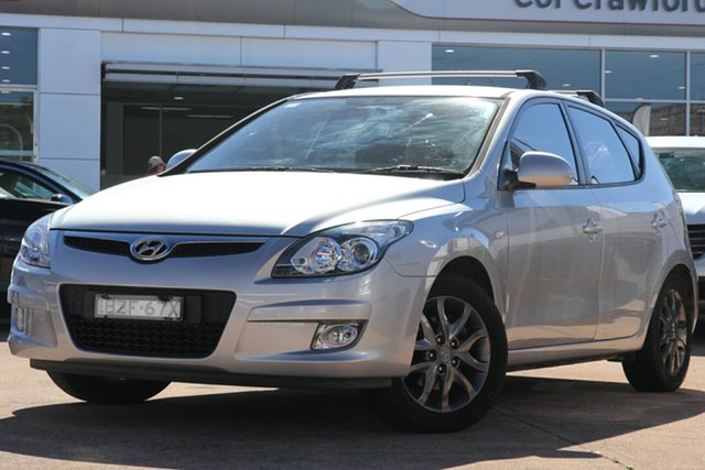 Used Hyundai i30 SLX, Brookvale, 2011 Hyundai i30 SLX Hatchback