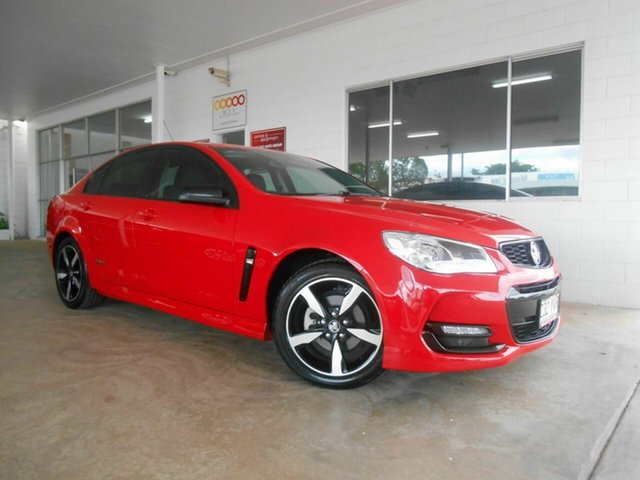 Used Holden Commodore SV6 Black, Mount Isa, 2016 Holden Commodore SV6 Black VF II MY16 Sedan