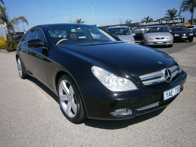 Used Mercedes-Benz CLS350 Coupe, Cheltenham, 2010 Mercedes-Benz CLS350 Coupe Sedan