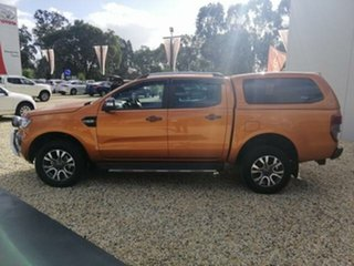 2017 Ford Ranger Wildtrak 3.2 (4x4) Dual Cab Pick-up.